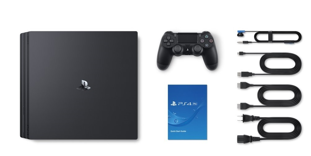 PlayStation 4 PRO 1TB Console for PS4 image