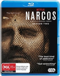 Narcos - Season 2 on Blu-ray
