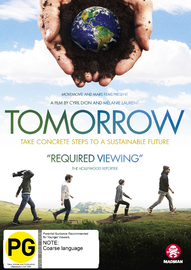 Tomorrow on DVD image