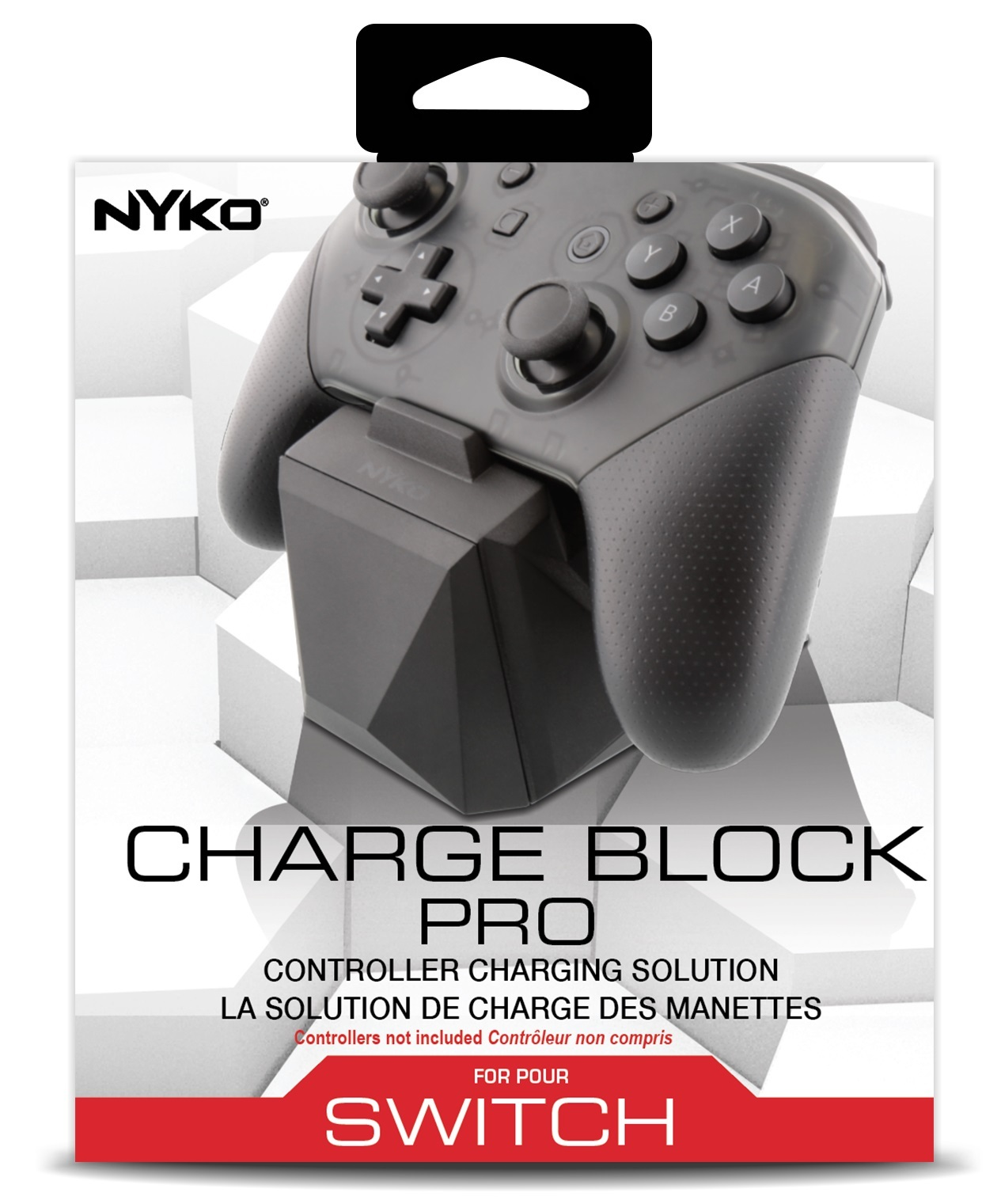 Nyko Switch Charge Block Pro for Switch image