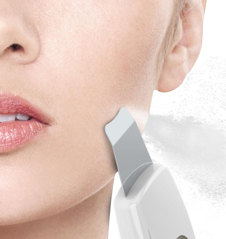 Ultrasonic Facial image