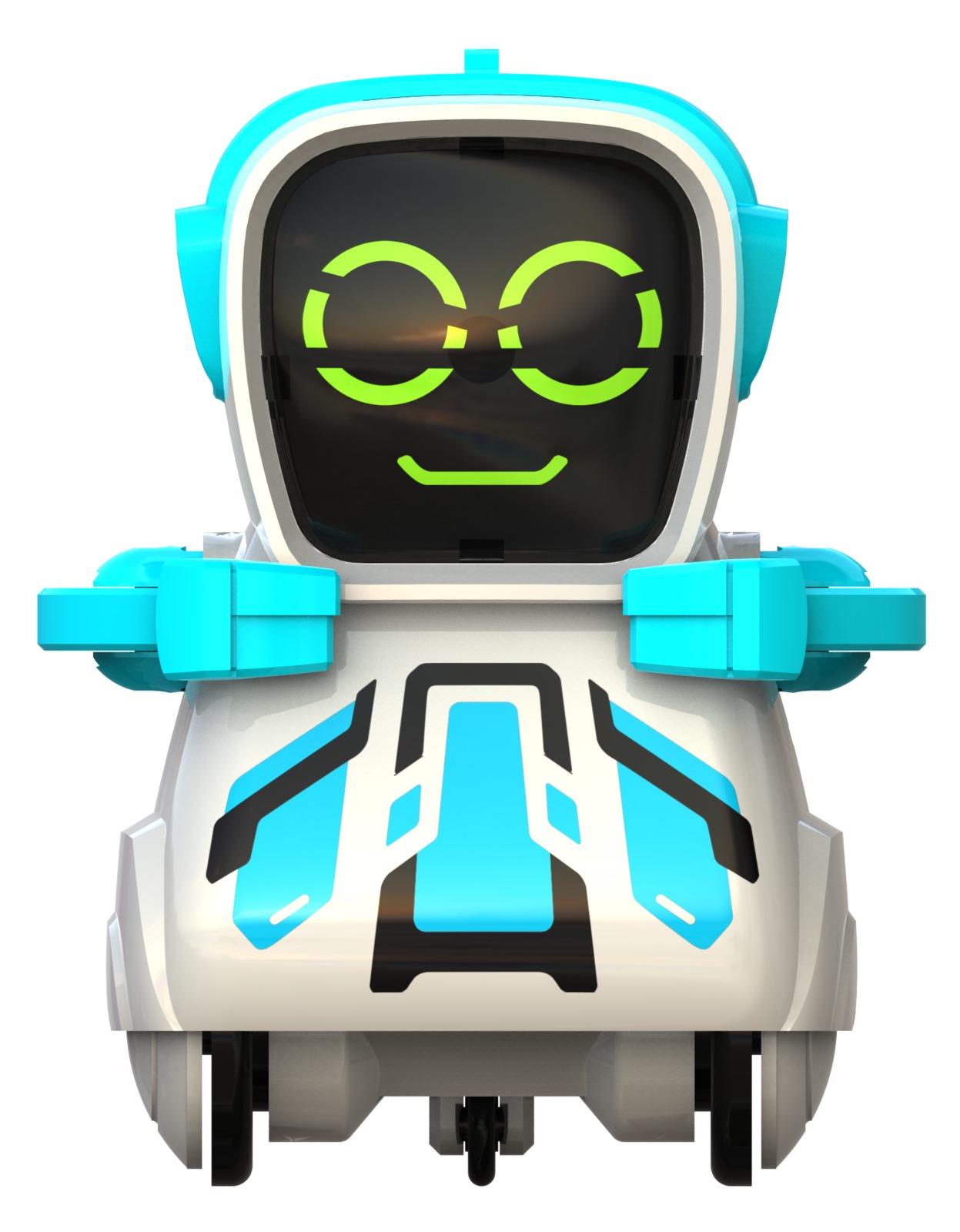 Silverlit: Pokibot Square - Blue image