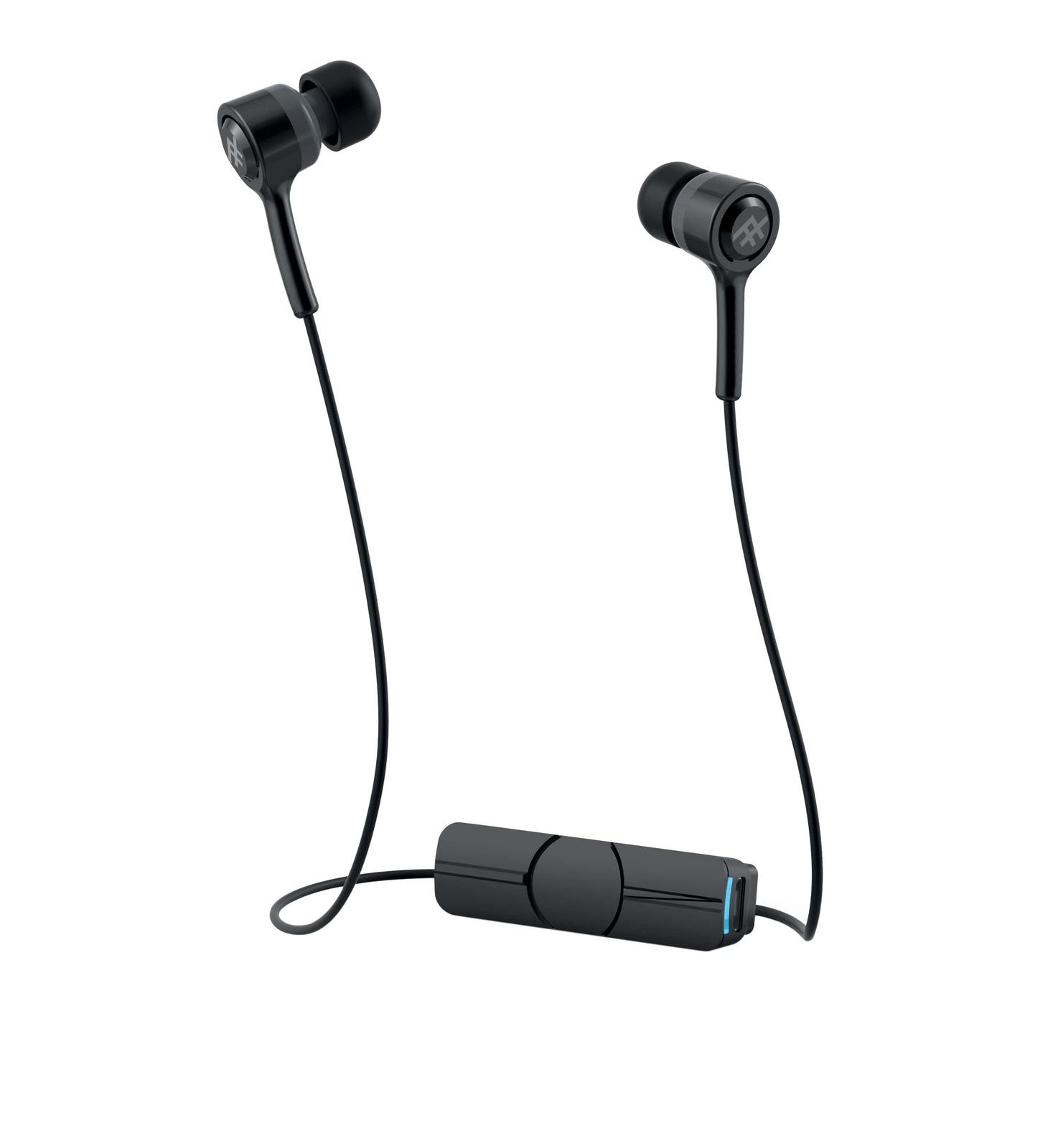 iFrogz: Coda Wireless Earbuds - Black image