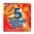5 Second Rule - Trivia Game (NZ Edition)
