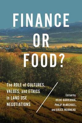 Finance or Food?