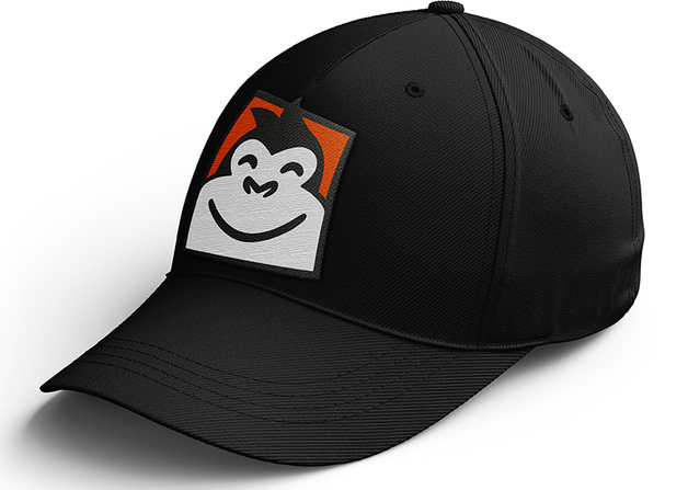 Mighty Ape Snapback Cap