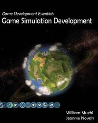 Game Development Essentials: Game Simulation Development by Jeannie Novak image