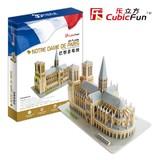 3D Puzzle - Notre Dame De Paris