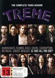 Treme - The Complete Third Season on DVD