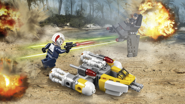 LEGO Microfighter - Y-Wing (75162) image