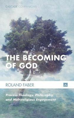 The Becoming of God by Roland Faber image
