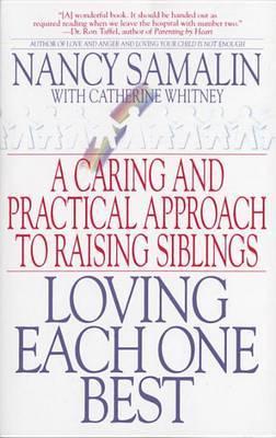 Loving Each One Best by Nancy Samalin image
