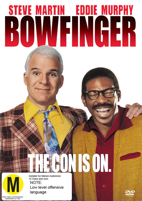 Bowfinger on DVD