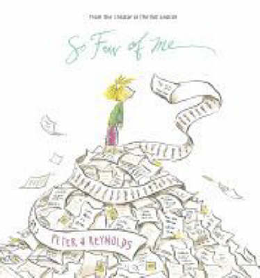 So Few of Me by Peter H Reynolds image