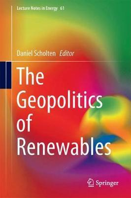 The Geopolitics of Renewables image