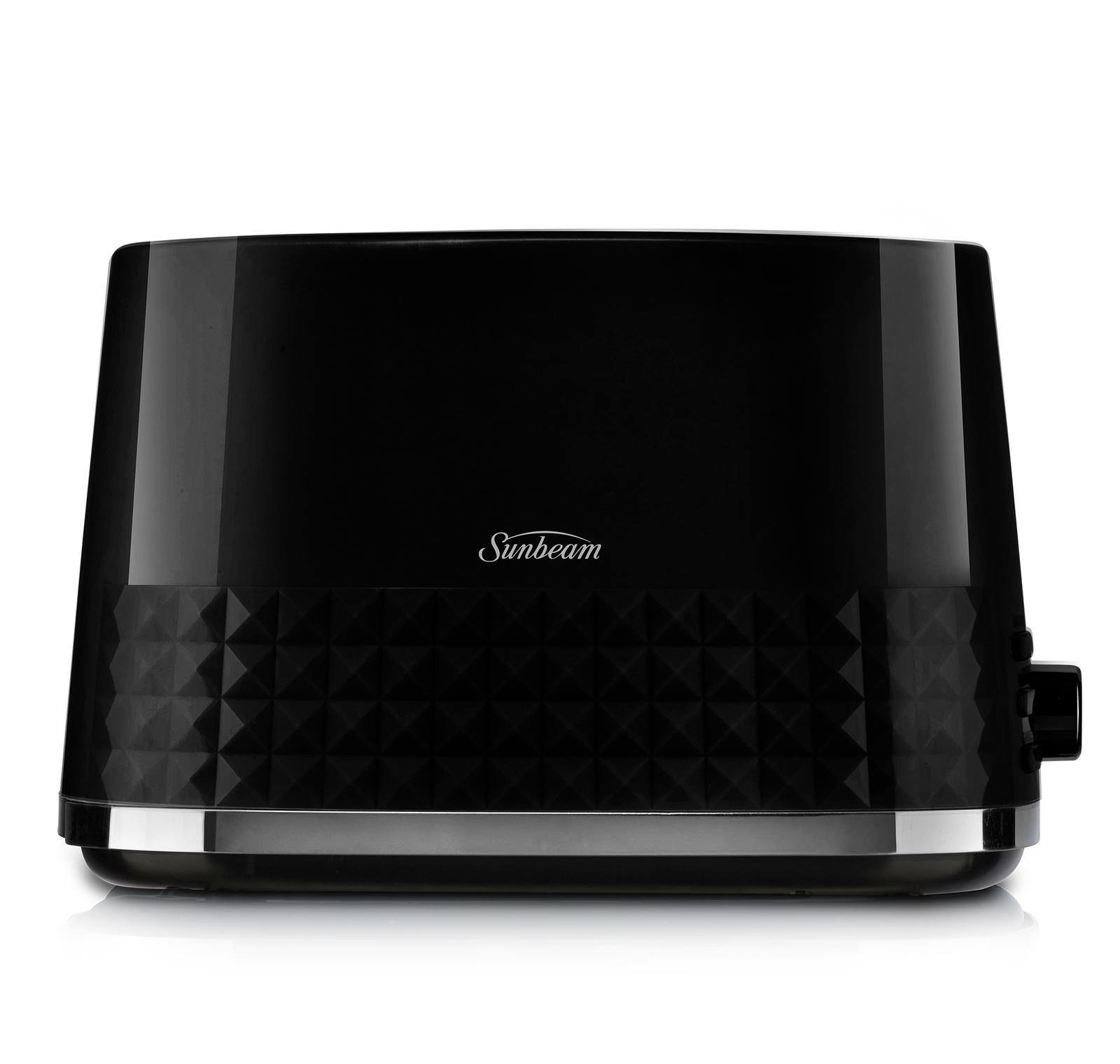 Sunbeam: Diamond Collection 2 Slice Toaster - Black image