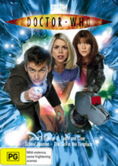 Doctor Who (2006) - Series 2: Vol. 2 on DVD