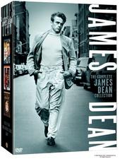 The Complete James Dean Collection (7 Disc) on DVD