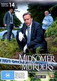Midsomer Murders: Season 14 - Part 1 DVD