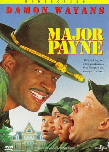 Major Payne on DVD