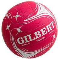 Gilbert Pulse - Pink Training Ball (Size 5)