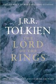 The Lord of the Rings (One Volume Edition) by J.R.R. Tolkien