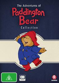 The Adventures Of Paddington Bear Collection on DVD