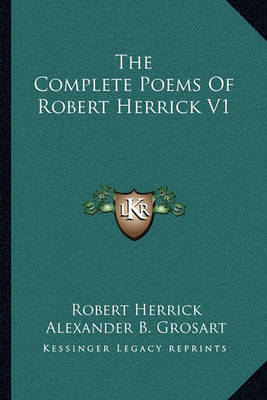 the argument of his book by robert herrick Robert herrick (1591–1674) sister projects: wikipedia article, commons category, quotes, data item an english poet robert herrick contents 1 works 11.
