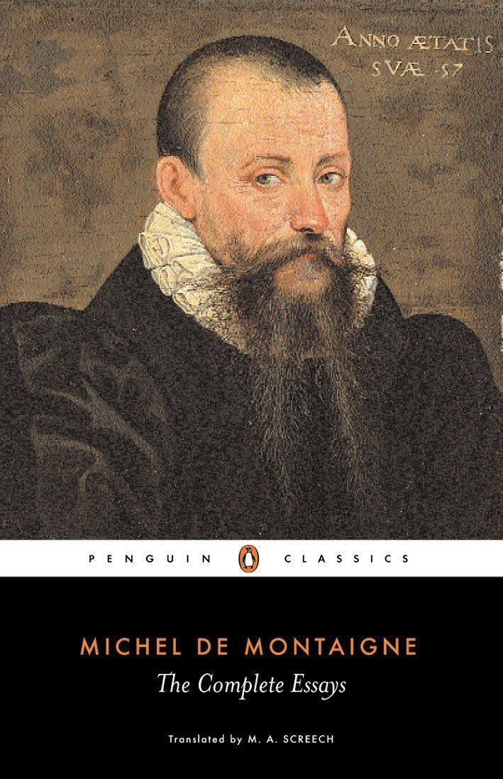 de montaigne essays