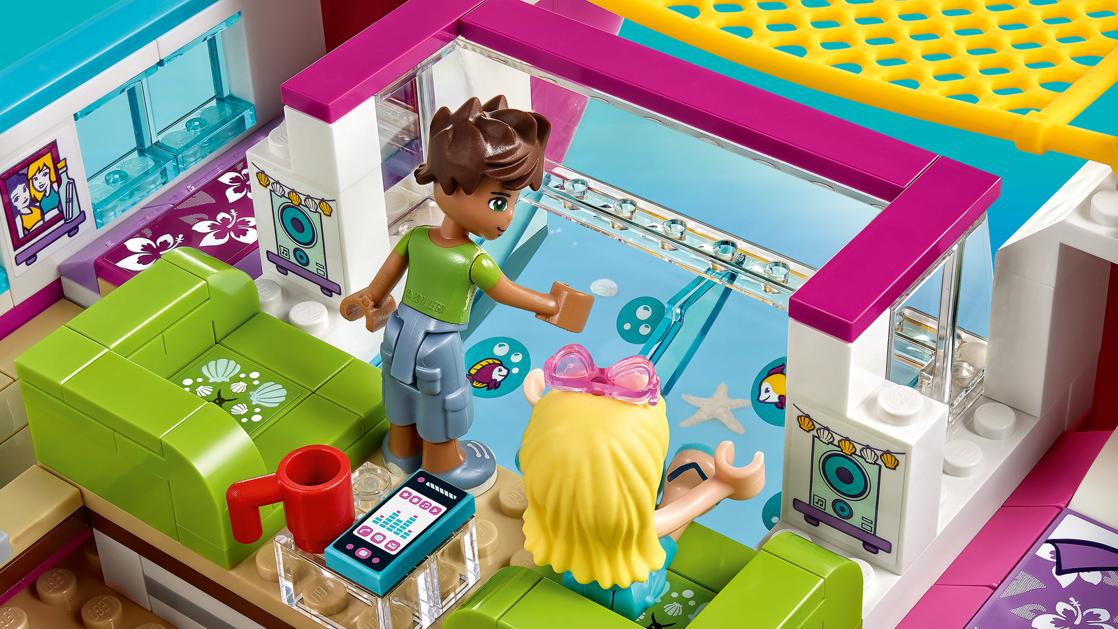 LEGO Friends: Sunshine Catamaran (41317) image