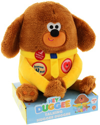 Hey Duggee: Huggee Duggee Talking Plush Toy