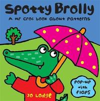 Spotty Brolly by Jo Lodge image