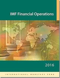 IMF financial operations 2016 by International Monetary Fund image