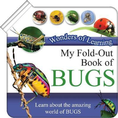 Wonders of Learning Fold out Book Bugs