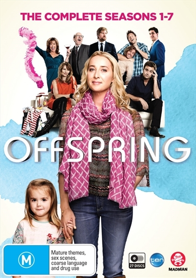 Offspring - Season 1-7 Box Set on DVD image