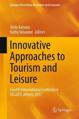 Innovative Approaches to Tourism and Leisure image