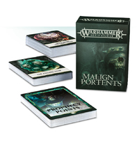 Warhammer Malign Portents Cards