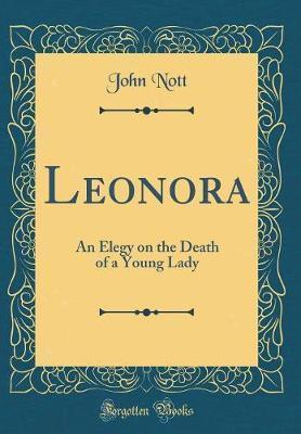 Leonora by John Nott image