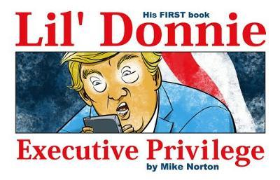 Lil' Donnie Volume 1: Executive Privilege by Mike Norton image
