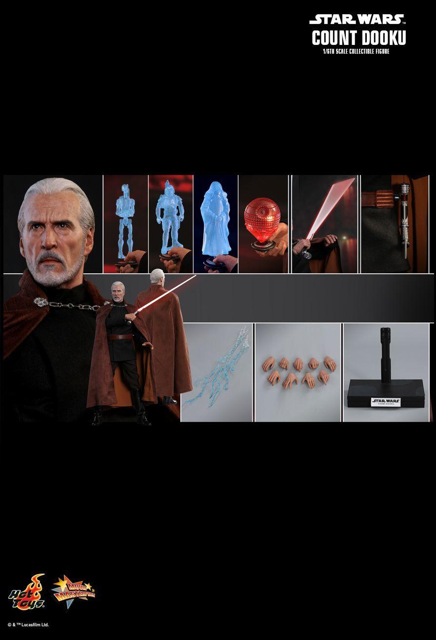 "Star Wars: Count Dooku - 12"" Articulated Figure image"
