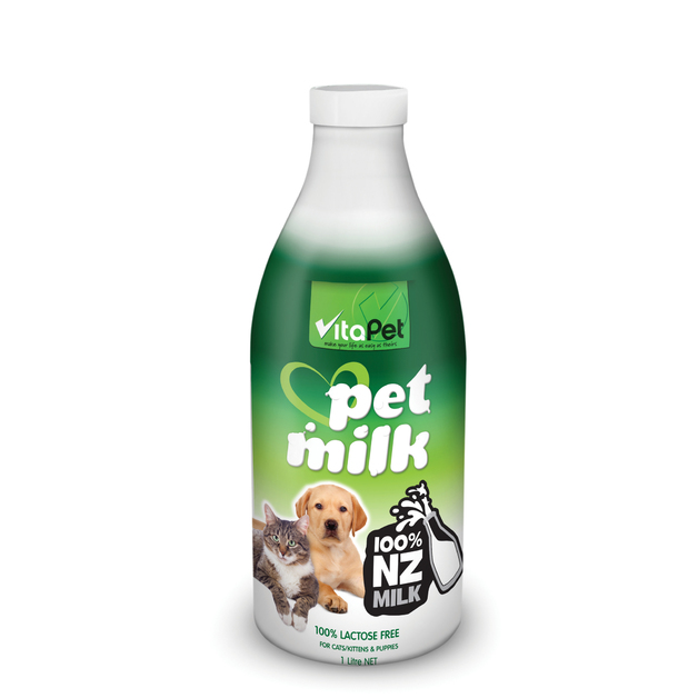 Vitapet: Pet Milk Bottle (1L)