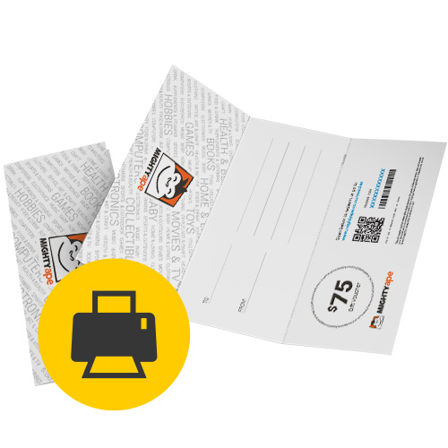 Mighty Ape Print At Home Gift Voucher image