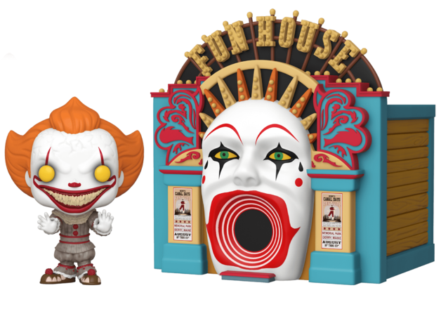 IT: Chapter 2 - Pennywise & Funhouse Pop! Town