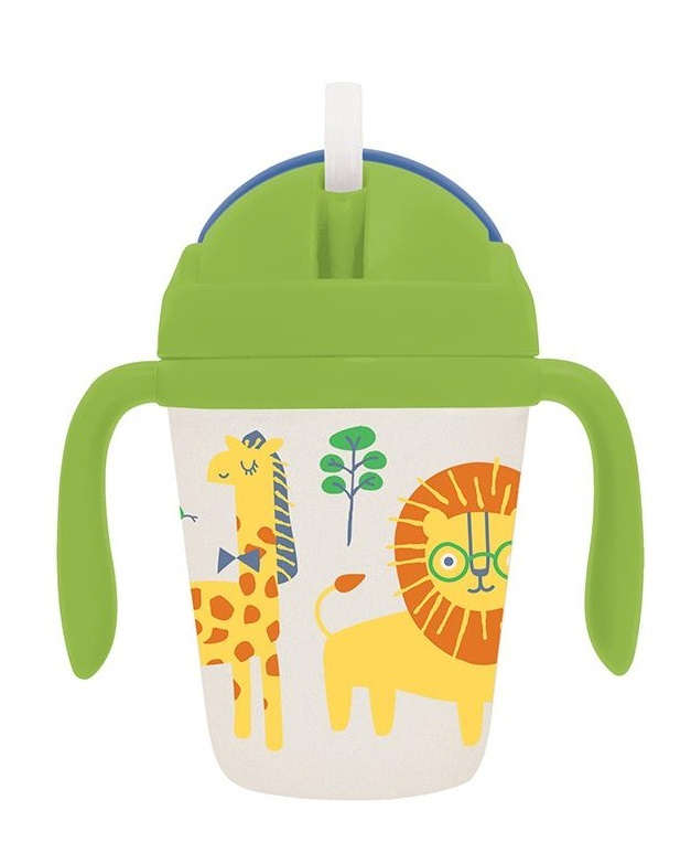 Penny Scallan: Bamboo Sippy Cup - Wild Thing