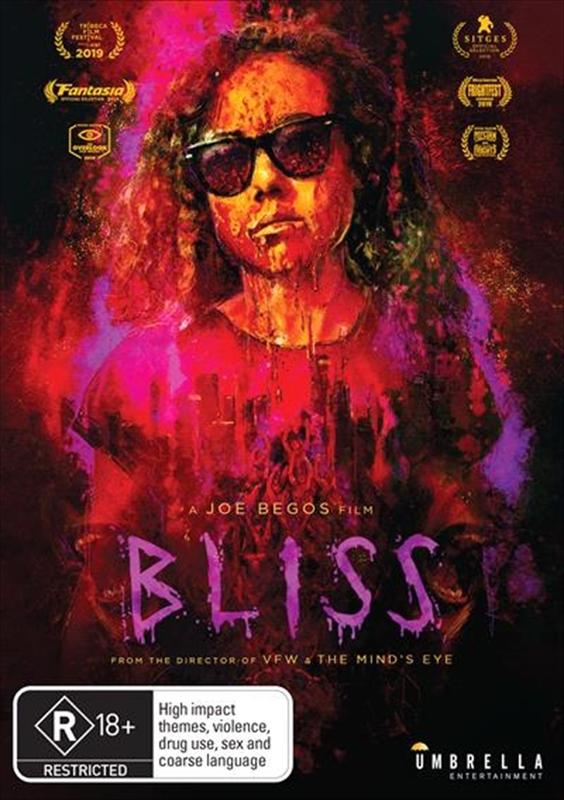 Bliss on DVD