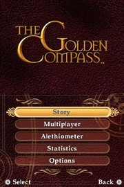 The Golden Compass for Nintendo DS image