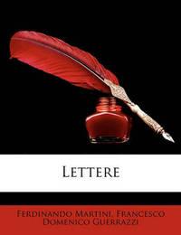 Lettere by Ferdinando Martini