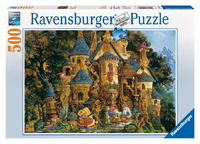 Ravensburger 500 Piece Jigsaw Puzzle - College of Magical Knowledge
