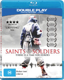 Saints and Soldiers - Double Play (Blu-ray/DVD) on Blu-ray