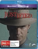 Justified - The Complete Sixth Season on Blu-ray